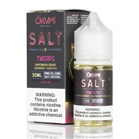 TWERPS Salt Nic E-liquid by OKAMI 30ml