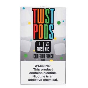 TWST PODS Iced Fruit Punch