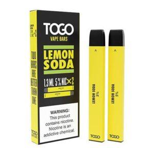 TWST TOGO Disposables 2-Pack - Lemon Soda 5%