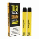 TWST TOGO Disposables 2-Pack - Pineapple Mangoberry 5%