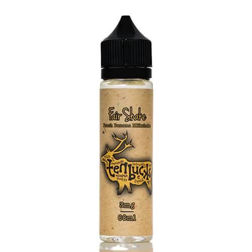 Ten Bucks E-Liquid - Fair Shake - 60ml / 0mg