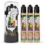 The Drip Factory E-Liquid - Sweet Silos - 90ml (3 x 30ml) / 0mg