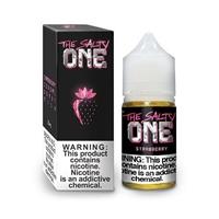 The Salty One Strawberry by Beard Vape Co E-liquid