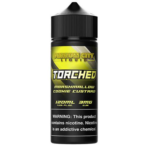 The Smelted Line by Ferrum City Liquid - Torched - 120ml / 0mg
