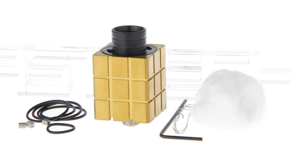 Tri-posts RDA Rebuildable Dripping Atomizer