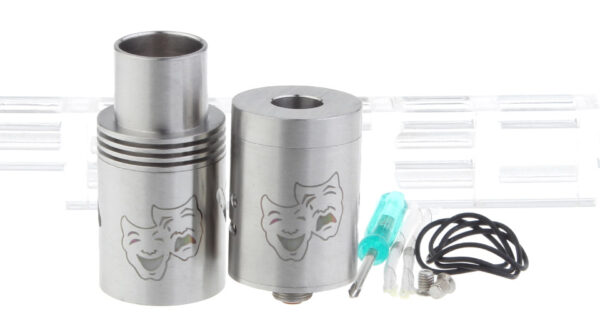 Two Face Styled RDA Rebuildable Dripping Atomizer