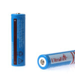 "UltraFire BRC 18650 3.7V ""3600mAh"" Rechargeable Li-Ion Batteries (2-Pack)"