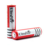 "UltraFire BRC 18650 ""3000mAh"" 3.7V Rechargeable Li-ion Batteries (2-Pack)"