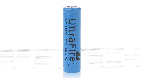 UltraFire INR 18650 3.7V 1000mAh Rechargeable Li-ion Battery