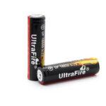 UltraFire UF 18650 3.7V 2400mAh Rechargeable Li-ion Batteries (2-Pack)