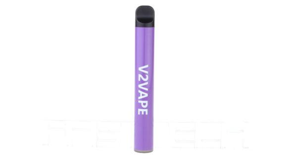 V2VAPE Rainbow Mini 450mAh Disposable E-Cigarette