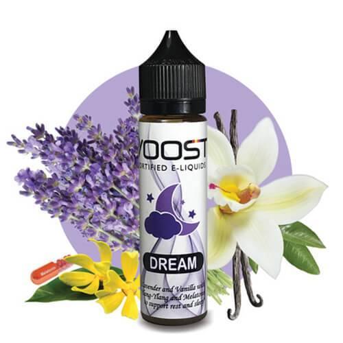 VOOST Fortified E-Liquids - Dream - 60ml / 0mg