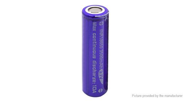 Vapcell 18650 3.7V 3500mAh Rechargeable Li-ion Battery
