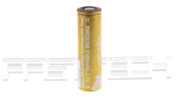 Vapcell 20700 3.7V 3100mAh Rechargeable Li-ion Battery