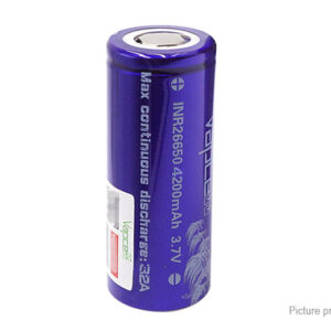 Vapcell 26650 3.7V 4200mAh Rechargeable Li-ion Battery
