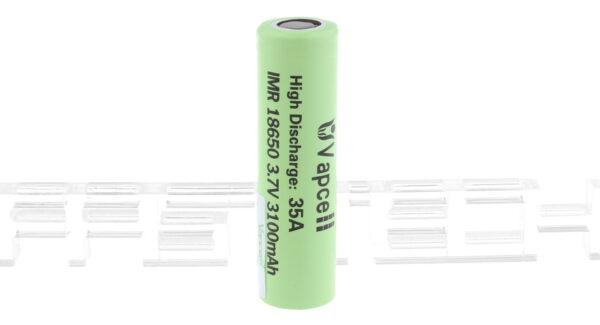 Vapcell IMR 18650 3.7V 3100mAh Rechargeable Li-ion Battery