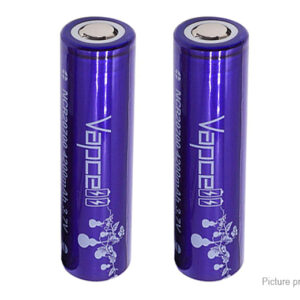 Vapcell NCR 20700 3.7V 4200mAh Rechargeable Li-ion Battery (2-Pack)
