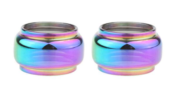 VapeSMOD Replacement Glass Tank for Smoktech SMOK TF2019 (2-Pack)