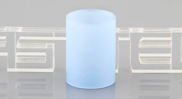 Vapesoon Replacement Glass Tank for Eleaf ELLO Mini XL Clearomizer
