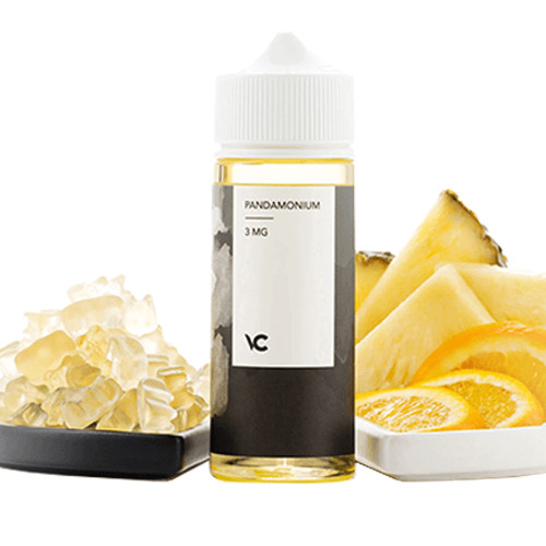 Velvet Cloud E-Liquid - Pandamonium - 2x30ml / 0mg