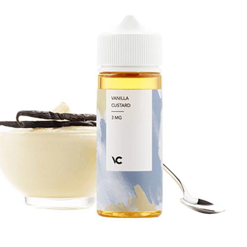 Velvet Cloud E-Liquid - Vanilla Custard - 2x30ml / 0mg