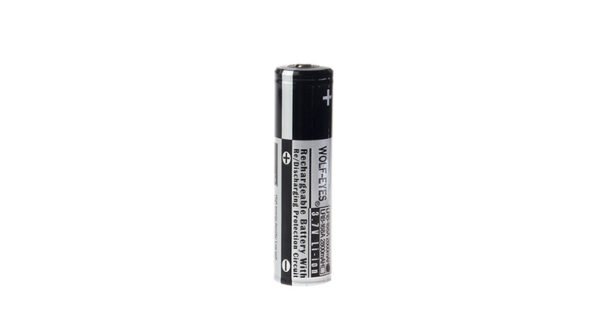 WOLF-EYES LRB-168A 18650 3.7V 2600mAh Li-ion Rechargeable Battery