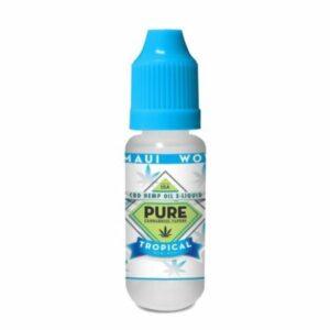Wowi Maui CBD Vape Juice 10ml 25mg
