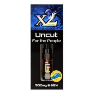 X2 UNCUT For the People 500mg 65% CBD Vape Cartridge (Choose Options)