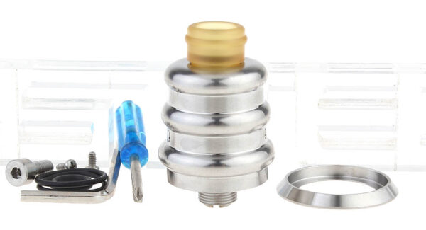YC Vape F-Tower RDA Rebuildable Dripping Atomizer
