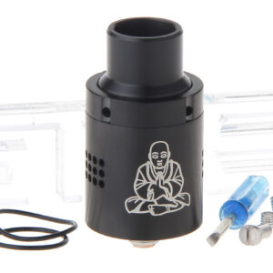 Zephyr Buddha Mini Styled RDA Rebuildable Dripping Atomizer