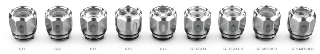 Vaporesso Gen S coils image