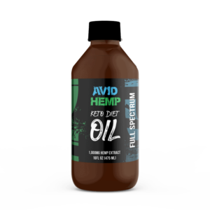 CBD Keto Diet Oil 1,000mg
