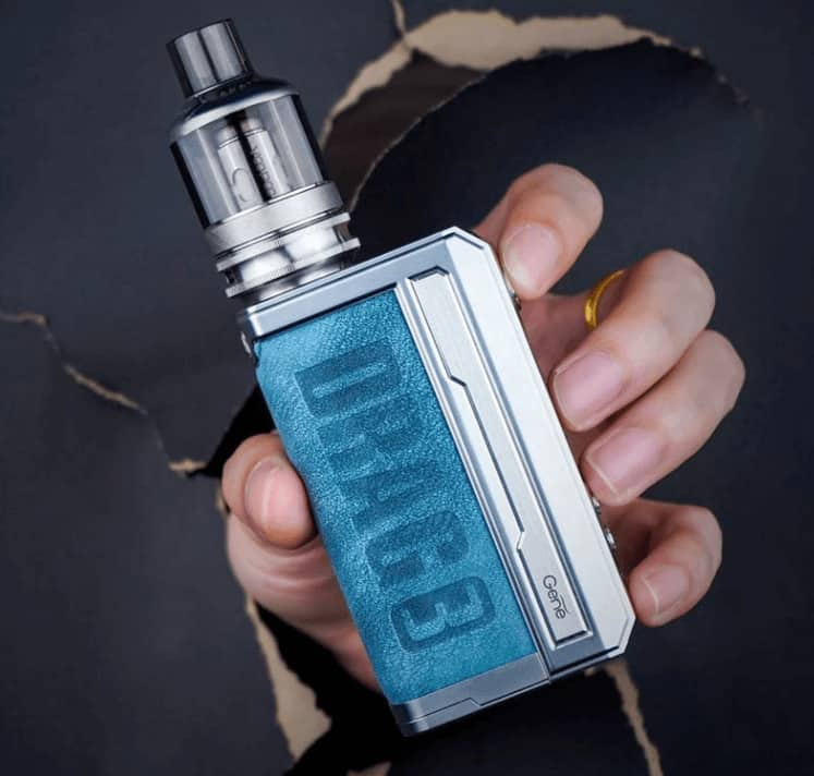VOOPOO DRAG 3 177W Kit design image