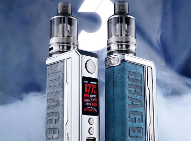 VOOPOO DRAG 3 177W Kit review-Max-Quality image