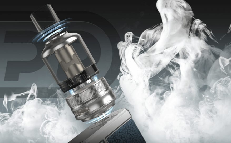 VOOPOO DRAG 3 177W Kit tank and coils image