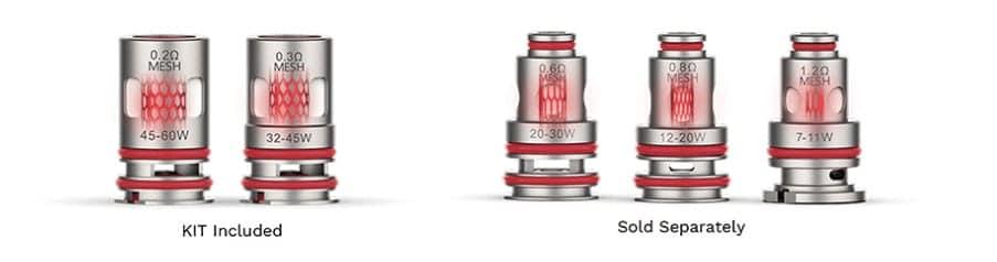Vaporesso Swag PX80 coils image