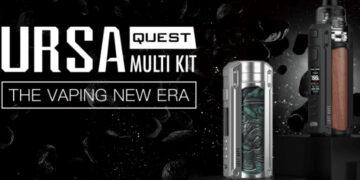 Lost Vape Ursa Quest-Max-Quality image