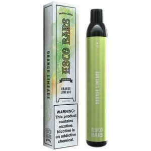 Esco Bars Mesh - Disposable Vape Device - Orange Limeade - Single / 50mg