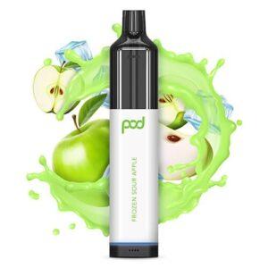 Pod 3500 by Pod Juice - Disposable Vape Device - Frozen Sour Apple - Single / 55mg