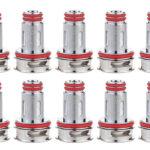 10PCS Replacement RPM2 DC MTL Coil Head for SCAR-P3 / SCAR-P5