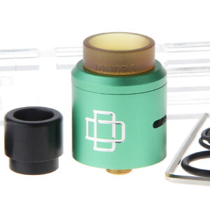 Authentic Augvape DRUGA RDA Rebuildable Dripping Atomizer (Chinese Version)