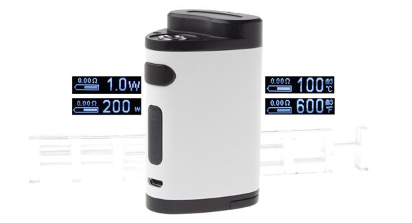 Authentic Eleaf Pico Dual 200W TC VW APV Box Mod
