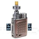 Authentic Eleaf iStick Pico 2 75W VW Box Mod + GZeno S Tank Kit