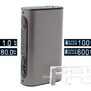 Authentic Eleaf iStick Power 80W 5000mAh TC VW APV Box Mod