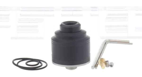 Authentic GAS Mods Nixon S RDA Rebuildable Dripping Atomizer