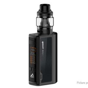 Authentic GeekVape Obelisk 200 200W TC VW APV Box Mod Kit