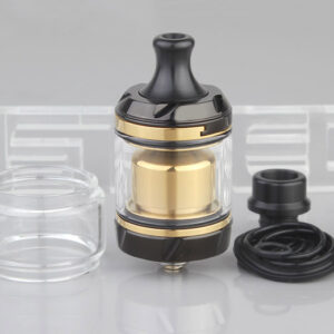 Authentic Hellvape MD RTA Rebuildable Tank Atomizer (Standard Edition)