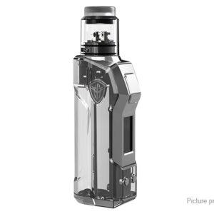 Authentic Rincoe Jellybox Mini 80W TC VW Box Mod + RDA Kit