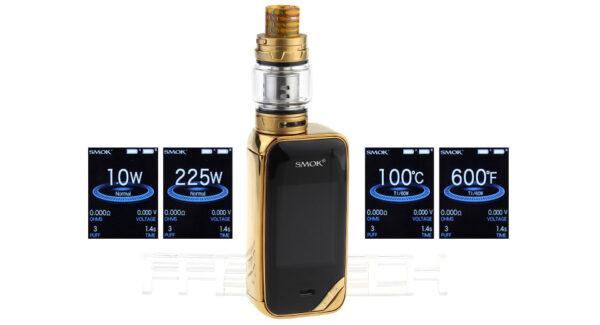 Authentic Smoktech SMOK X-Priv 225W TC VW APV Box Mod Kit (Standard Edition)