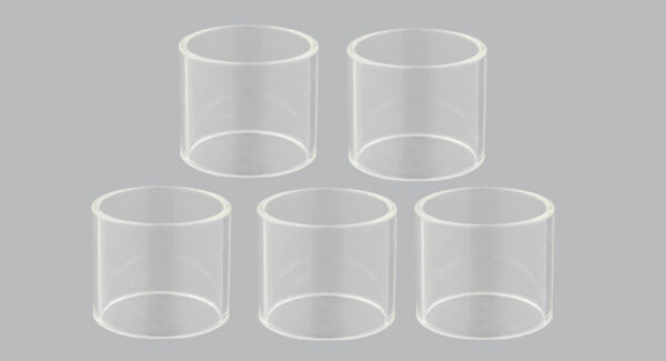 Authentic Vandy Vape Kylin V2 Replacement Glass Tank (5-Pack)